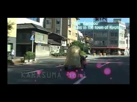 Kyoto Car -Bamgoo -
