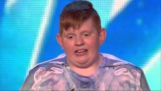 big fat boy dances hip hop shocks the judges britain s got talent