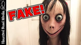 Momo Challenge Hoax! What Is It?