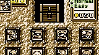 Wario Land II (GB) - Uncanny Mansion - Capture the Ghost!!