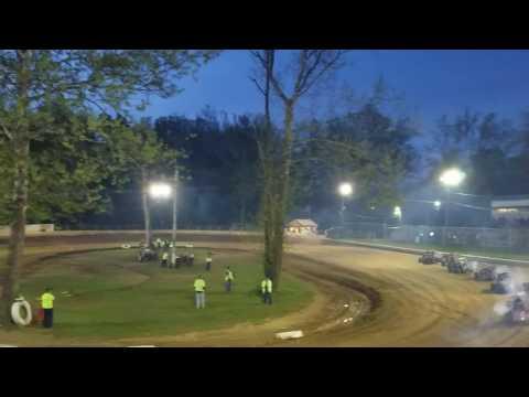 Mike Kalman - Shellhammers Speedway Heat 3 - 5/10/17