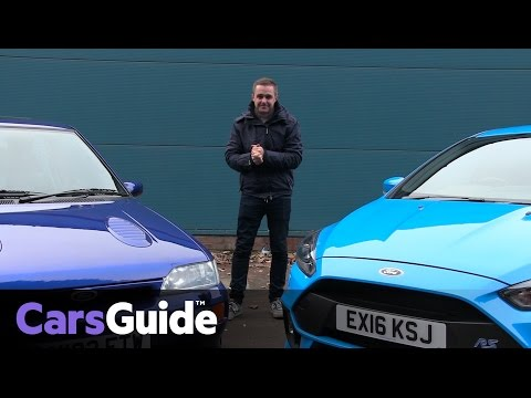 Ford Escort RS vs Focus RS: Which is the better RS?