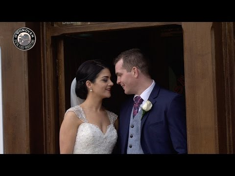 Michelle & Gearóid's HD Highlights, St. Nessan's Church & Radisson Blu Hotel, Limerick