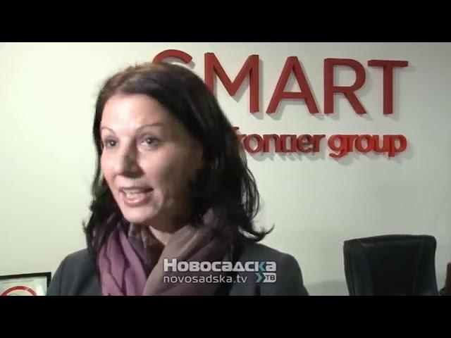 Dodeljeni sertifikati programerima - NovosadskaTV