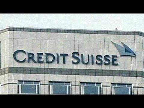 Milliardenstrafe gegen Credit Suisse