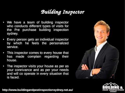 Building Inspections : Building And Pest Inspections sydney