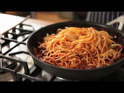 Using Jamie Oliver's tomato & basil sauce