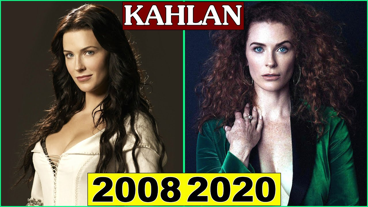 Download Legend of The Seeker Cast Then and Now 2020