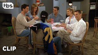 Friends: The Friends Play a Stripping Game (Season 3 Clip)   TBS