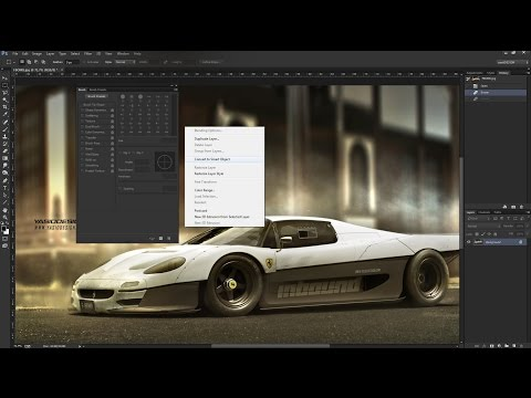 Render a custom Ferrari F50 from an image with Yasid Design