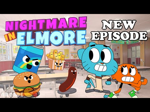 The Amazing World of Gumball - Nightmare In Elmore Full Game