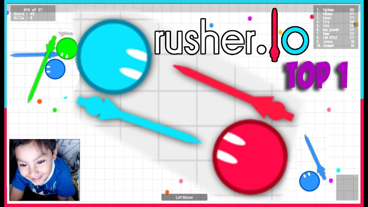 Rusher Io