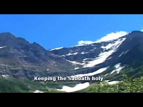 Remember The Sabbath   Pillars Of Our Faith
