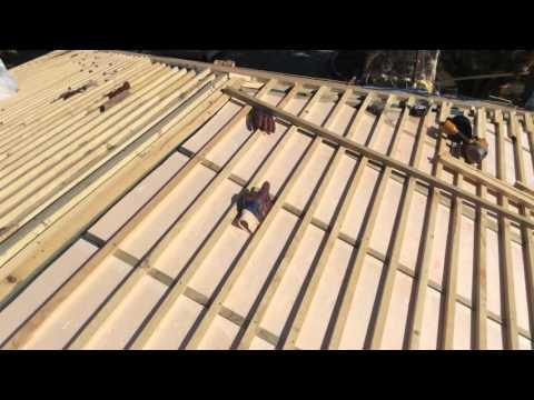 Nueva reparacion de tejado de pizarra en madrid parte 4 - Tejado de pizarra ...