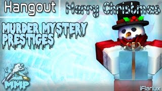 ROBLOX / [XMAS!] MMP Hangout / Winter update!