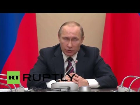 Russia: Putin registers world's most effective Ebola vaccine