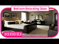 Bedroom Decorating Ideas - How To Decorate A Small Bedroom - Room Decorating Ideas And Makeover