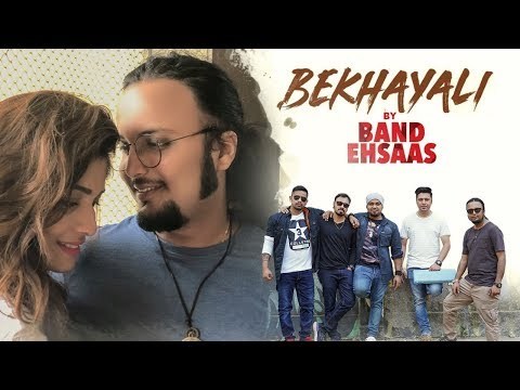 bekhayali-|-kabir-singh-|-band-ehsaas