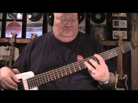 Miami Sound Machine Conga Bass Cover