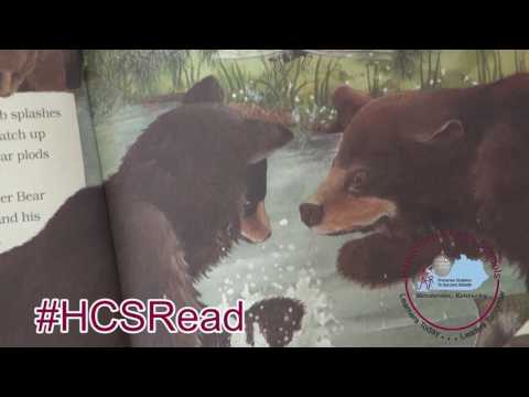 President of Henderson Community College Participates in HCS Reading Challenge