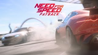 Need for Speed Payback Official Customization Trailer