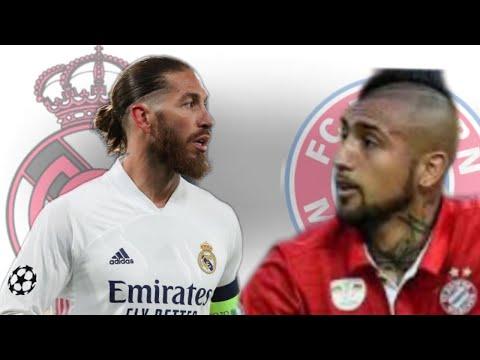 Download Sergio Ramos & Arturo Vidal 2019/2020 - Best Tackles, Skills & Goals