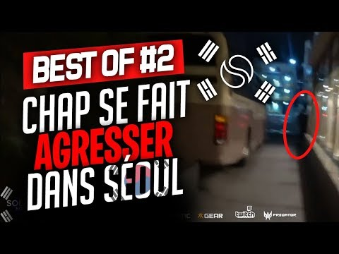 BEST OF SOLARY KOREA #2 - CHAP SE FAIT AGRESSER DANS SÉOUL 😱