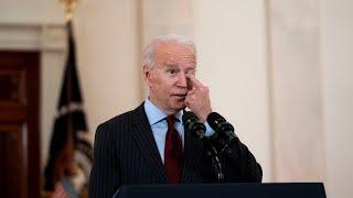 Joe Biden is sending 'terrible sign of weakness'