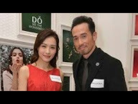 Moses Chan praises his wife, Aimee Chan is good at preparing birthday party