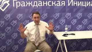 Андрей Нечаев выступил в Калуге