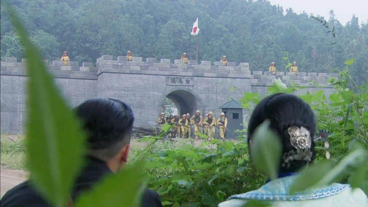日軍車隊遭到國軍襲擊,大佐惱羞成怒重兵救援,不料後腳就被國軍端了基地!