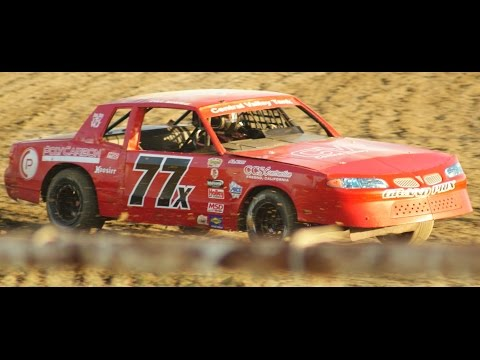 IMCA Stock Car at Kings Speedway with Pat Biggs 6/27/15