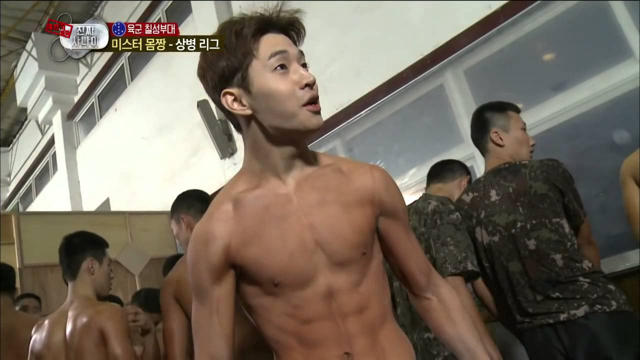 henry  suju-m    abs shirtless