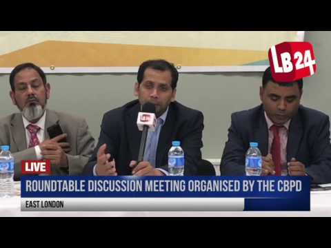 Roundtable discussion organised by the CBPD on British High Commissioner's Bangladesh recent comment