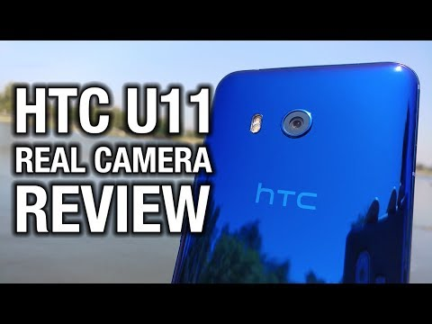 HTC U11 Real Camera Review: Basic, Bright, Beautiful