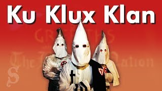 Wie ein Film den Ku Klux Klan groß gemacht hat