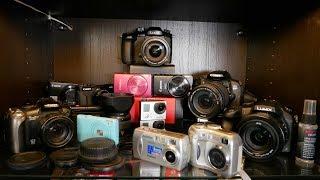 Зачем Столько Фотоаппаратов?