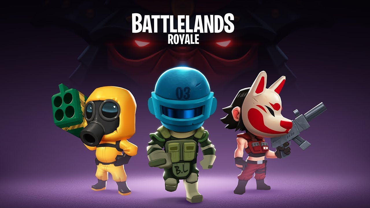 Battlelands Royale - Season 2 Gameplay Trailer - YouTube