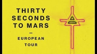 Thirty Seconds To Mars @ O2 Arena London 27 03 18