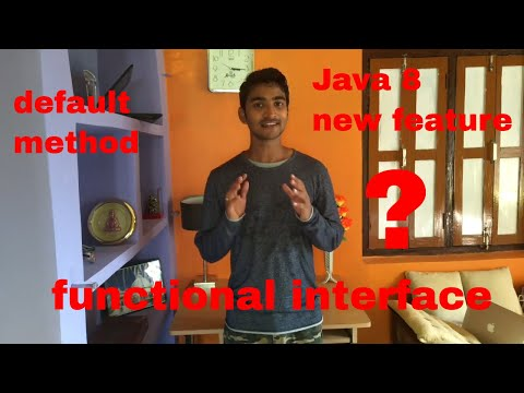INTERFACE IN JAVA 8 with REAL TIME code ||Why DEFAULT Method?[Explained]
