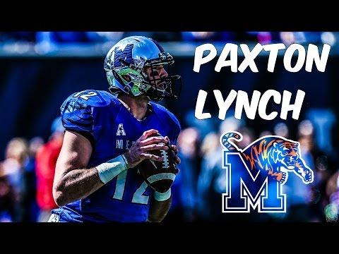 Paxton Lynch Memphis 2015 Highlights