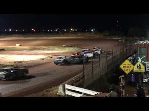 08/24/2019 Kendall's Drought Buster @ Abilene Speedway
