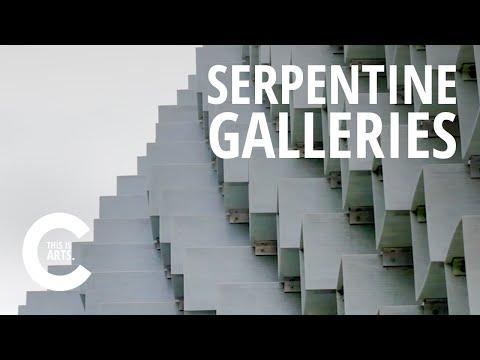 SERPENTINE GALLERIES | CANVAS EXPLORES