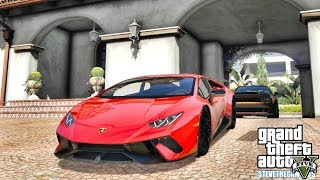 GTA 5 REAL LIFE MOD - JIMMY GOES TO COLLEGE - PAST DUES (GTA 5 REAL LIFE MODS)