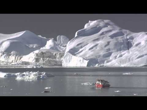 Experience the inland ice cap of Greenland