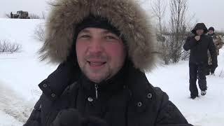 Расколбас на ДР УАЗ клуба off-road 4x4