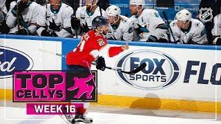 Top 7 Cellys of the Week