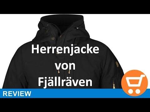 reputable site f9b42 8ac77 Fjällräven Herren Jacke Keb - Review | deutsch / german