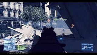 [BF3] Seine Crossing: Rush en team avec les Legend!