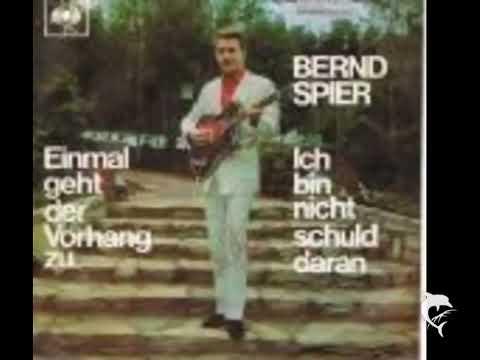Bernd Spier - Einmal geht der Vorhang auf